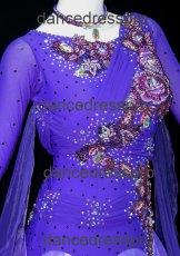画像3: モダンドレスMサイズ ドレス丈約137cm (3)