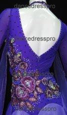 画像4: モダンドレスMサイズ ドレス丈約137cm (4)