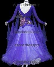 画像2: モダンドレスMサイズ ドレス丈約137cm (2)