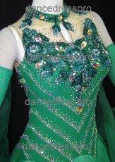 画像4: モダンドレスMサイズ、ドレス丈約130cm (4)
