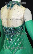 画像5: モダンドレスMサイズ、ドレス丈約130cm (5)