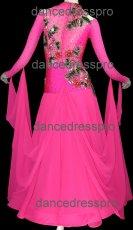 画像3: モダンドレスMサイズ ドレス丈約127cm (3)