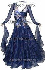 画像3: モダンドレスMサイズ ドレス丈約122cm (3)