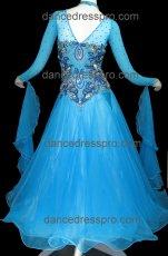 画像3: モダンドレスMサイズ ドレス丈約125cm (3)
