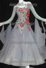画像2: モダンドレスMサイズ ドレス丈約125cm (2)
