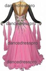 画像2: モダンドレスMサイズ ドレス丈約132cm (2)