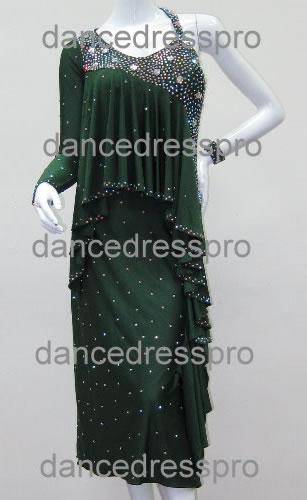 画像1: 社交ダンス ラテンドレス1897タイプ (1)