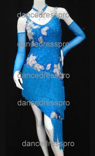 画像1: 社交ダンス ラテンドレス1966タイプ (1)