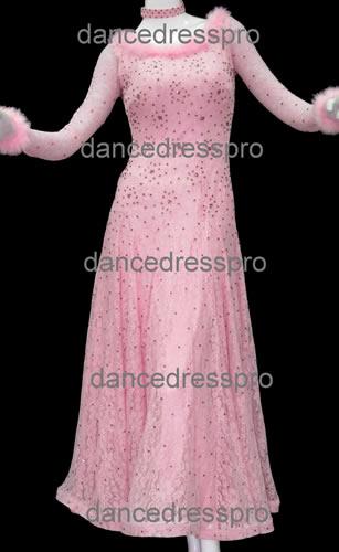 画像1: 社交ダンス モダンドレス2042タイプ (1)