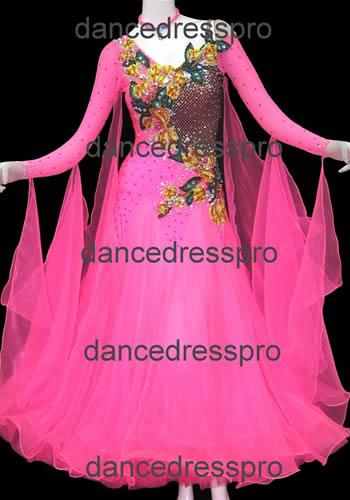 画像1: モダンドレスMサイズ、ドレス丈約132cm (1)