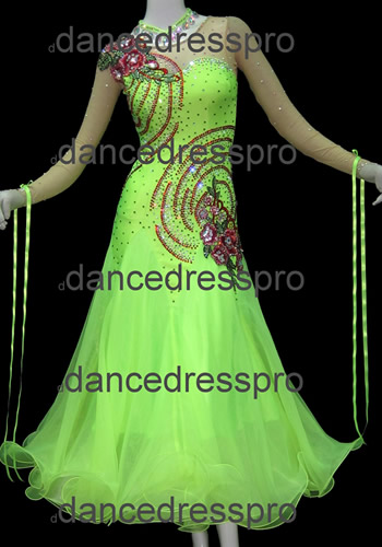 画像1: モダンドレスMサイズ、ドレス丈約130cm (1)