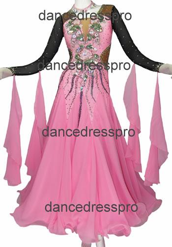 画像1: モダンドレスMサイズ ドレス丈約132cm (1)