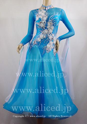画像1: モダンドレスSサイズ ドレス丈約125cm (1)